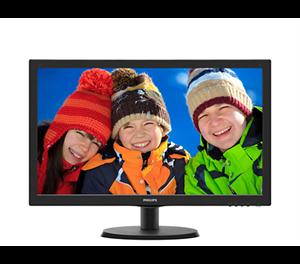 """21.5"""" Philip 223V5LHSB2 VGA HDMI Monitor"""