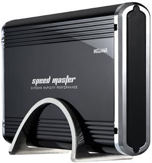 Welland ME-700E 3.5 IDE/SATA USB3.0 Enclosure - Black