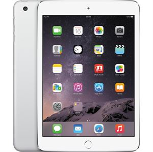APPLE iPad Mini 4 With Retina - Wi-Fi, 16GB Storage - Silver - MK6K2X/A