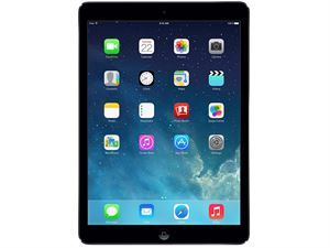 Apple iPad Air Wi-Fi + Cellular - 16GB Storage, Space Grey - MD791X/B