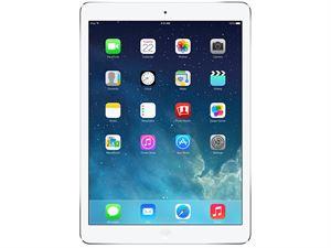 Apple iPad Air Wi-Fi + Cellular - 16GB Storage, Silver - MD794X/B