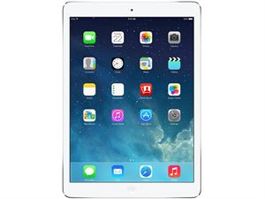 Apple iPad Air 2 Wi-Fi + Cellular, 64GB Storage, Silver - MGHY2X/A