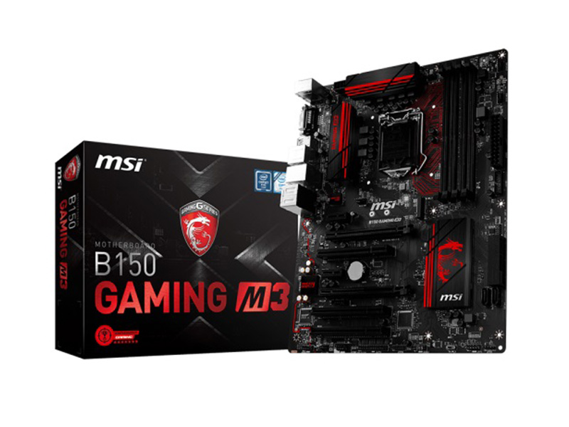 msi b150 gaming m3 manual