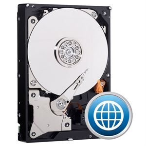 "Western Digital Caviar Blue 2TB 3.5"" Internal SATA Hard Drive - 5400RPM, 2 Year Warranty"