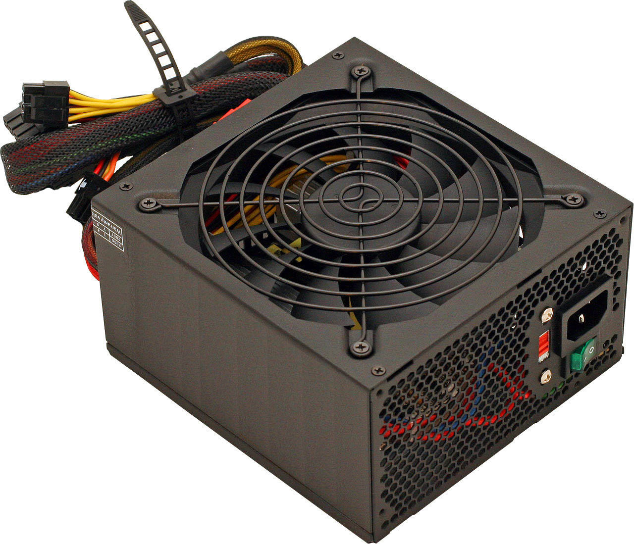 800W Master Modular 80+ Power Supply