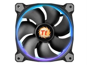 ThermalTake Riing 12 RGB LED 120mm Fans - 3 Pack + Controller