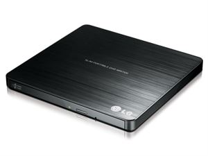 LG Super Multi Portable 8x External USB 2.0 DVD Re-Writer - GP60NB50