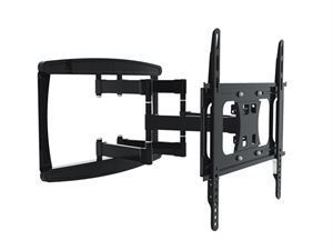 "VisionMounts Wall-Mount Bracket - For 23"" to 55"" Monitors/TV's up to 45KG - VM-TV-LT19S"
