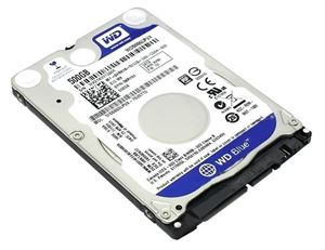 "Western Digital Blue 500GB Internal 2.5"" Hard Drive - WD5000LPCX"