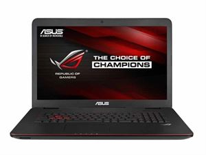 "Asus ROG G771JW-T7115T 17.3"" Full-HD Core i7 GTX 960M Gaming Laptop"