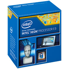 Intel Xeon E3-1241v3 LGA 1150 CPU - BX80646E31241V3