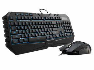 Cooler Master Octane Gaming Mouse & Keyboard Bundle - SGB-3020-KKMF1-US
