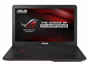 """Asus ROG G551VW-FW149T 15.6"""" Core i7 GTX960M Gaming Laptop"""