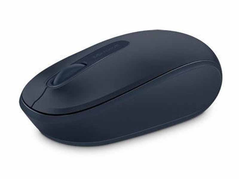 Microsoft Mobile Wireless Mouse 1850 - Blue