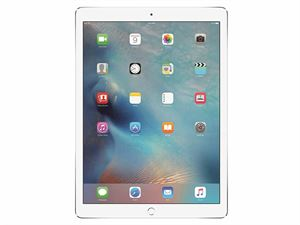 Apple iPad Pro Wi-Fi + Cellular, 128GB Storage, Silver - ML2J2X/A