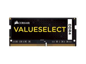 Corsair 8GB DDR4 2133MHz SODIMM ValueSelect C15 Memory Kit (1x8GB)