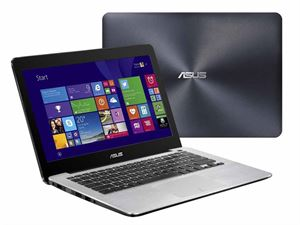 "Asus F302LA-FN067H 13.3"" Ultra-Portable Core i5 Notebook"