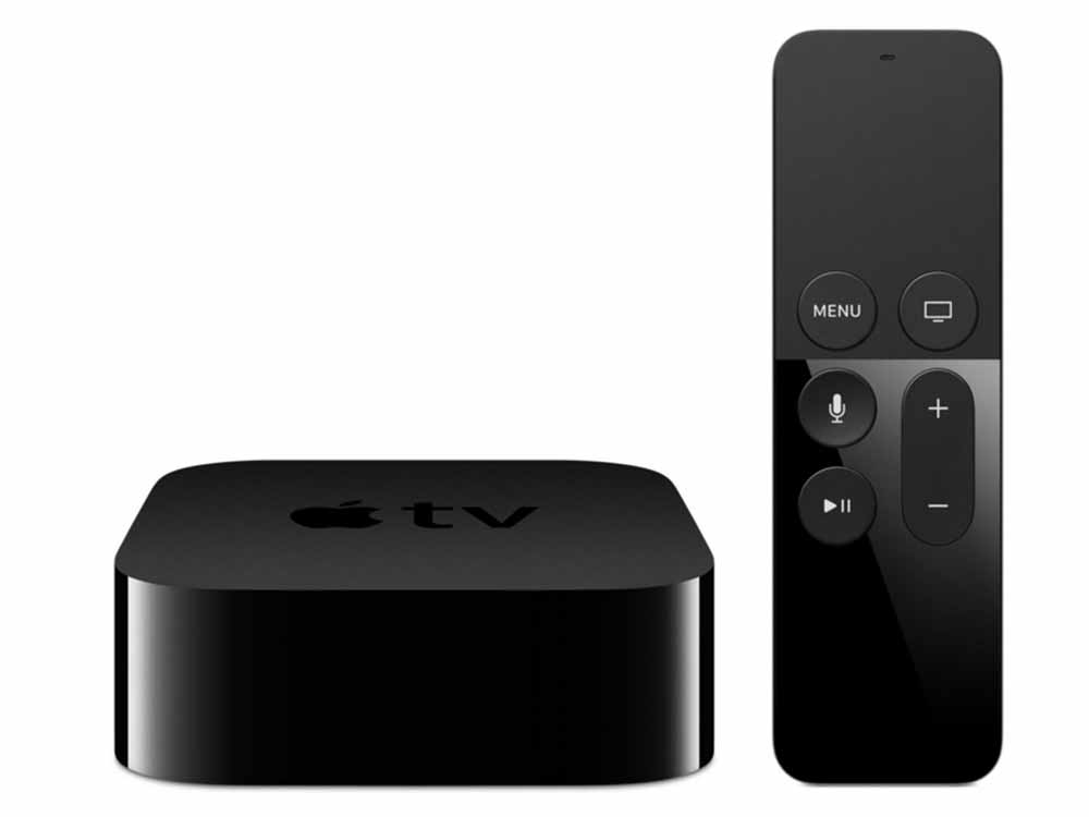 Apple TV - 64GB Storage - Wireless/Wired Entertainment System