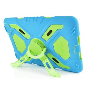 iPad Mini Pepkoo Case - Blue/Green