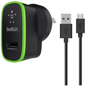 Belkin 2.1a Wall Charger with Micro USB Cable