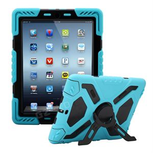 iPad Mini Pepkoo Case - Blue/Black