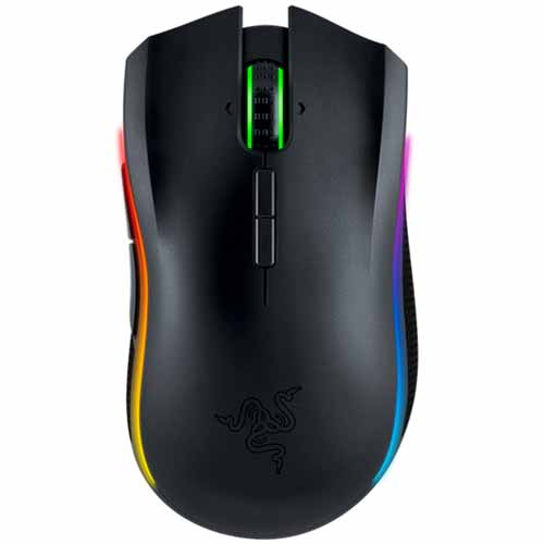 Razer Mamba Chroma Wireless Gaming Mouse
