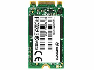 Transcend MTS400 2242 256GB M.2 Solid State Drive - TS256GMTS400