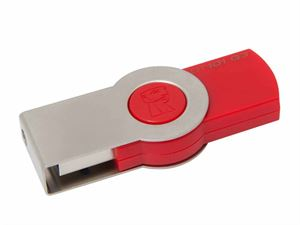 Kingston Data Traveler 101 Gen 3 64GB USB 3.0 Flash Drive - DT101G3/64GBFR