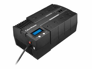 Cyberpower Brics LCD 420W 700VA (10A) Interactive Line UPS - 2 Year Advanced Replacement - BR700ELCD