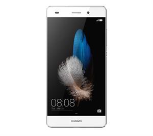 """Huawei 5"""" P8 Lite Smartphone - White"""