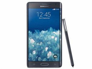 Samsung Galaxy Note 4 Edge - Black, 32GB