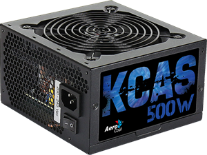 Aerocool KCAS 500W 80+ Bronze Power Supply