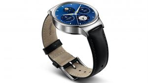Huawei W1 Smart Watch - Leather Band