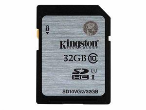 Kingston 32GB SDXC/SDHC Class 10 UHS-I SD Card - SD10VG2/32GBFR