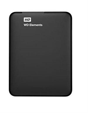 """Western Digital Elements 3TB External 2.5"""" USB 3.0 HDD - Black"""