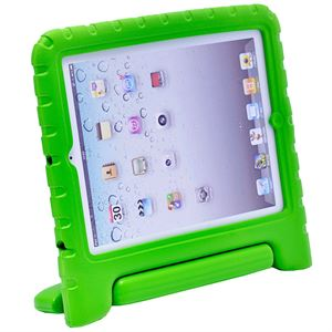 iPad 2/3/4 EVA Thick Foam Cover Case handle - Green