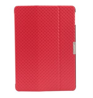 Obien - iPad Air 2 Cover Case (Super Base) - Red Square