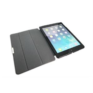 Obien - iPad Air Flying Cover Bass Amplifying Design - Square Black