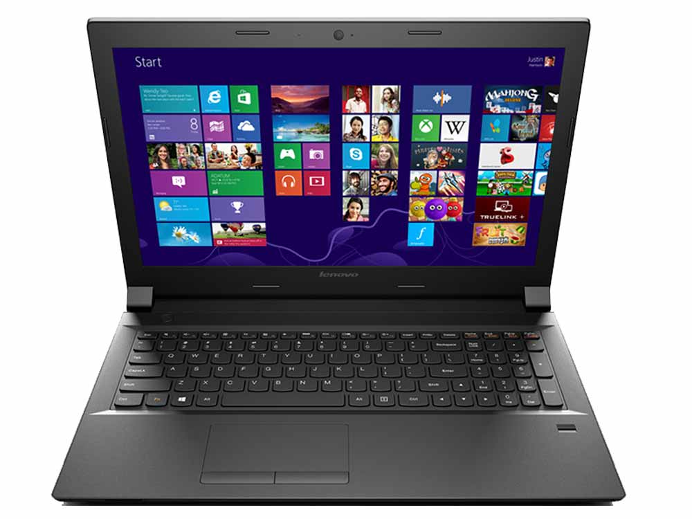 Lenovo B5080 Core i7 2GB Graphics Business Laptop - 80EW052SAU