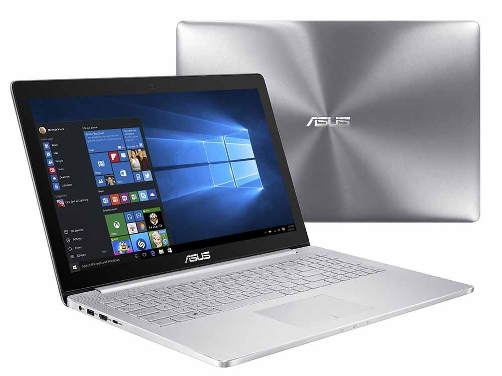 "Asus Zenbook UX501VW-FI016T 15.6"" UHD IntelCore i7 Laptop"