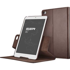 iPad 2 Genuine Leather Stand, 360° Rotation