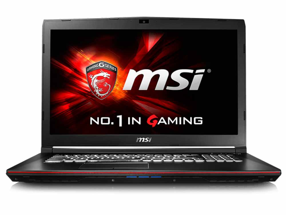 "MSI GP72 Leopard Pro 17.3"" Full-HD Display, Core i7 GTX 950M Gaming Laptop - 6QE-265AU"