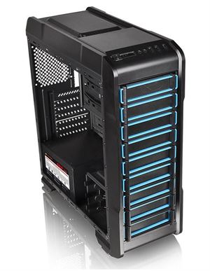 ThermalTake Versa N23 ATX Mid-Tower with 600W 80Plus Power Supply - CA-3E2-60M1WA-00