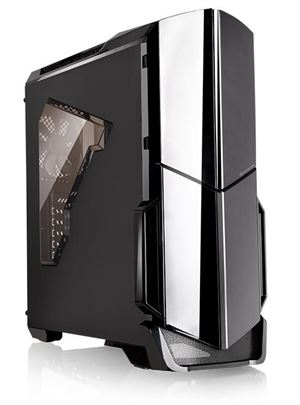 ThermalTake Versa N21 ATX Mid-Tower with 600W 80Plus Power Supply