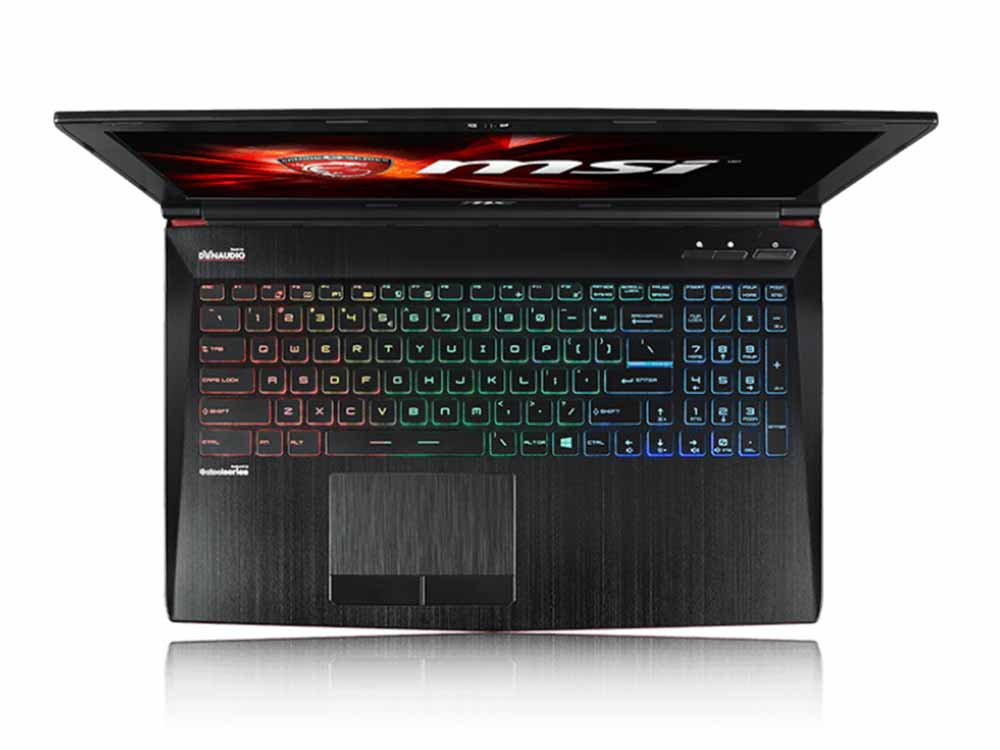 MSI GE62 Apache Pro Core i7 GTX 960M Gaming Laptop - 6QD-682AU