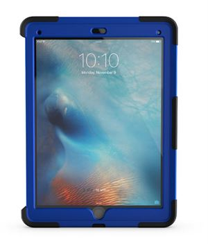Griffin Survivor Slim iPad Pro Cover - Black/Blue