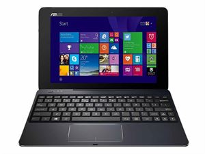 "Asus T100CHI-FG003B 10.1"" Full-HD Touch Display, Intel Atom Z3775 Quad-Core, 2GB RAM, 64GB eMMC, Windows 8, 1 Year Warranty"