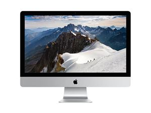 "Apple iMac 27"" 5K Retina Display, 3.2GHz Quad-Core i5 CPU, 8GB RAM, 1TB HDD, R9 M380 2GB Dedicated Graphics - MK462X/A"
