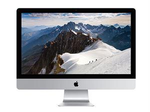 "Apple iMac 27"" 5K Display, 3.3GHz Quad-Core i5 CPU, 8GB RAM, 2TB Fusion Drive, R9 M395 2GB Dedicated Graphics - MK482X/A"