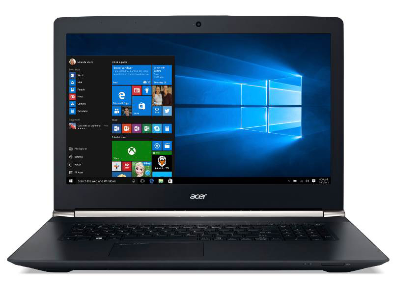"Acer Nitro VN7572G 15.6"" Full HD Core i7 GT 945M Multimedia Laptop"